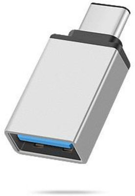 USB-C 3.1 naar USB 3.0 A Female Adapter met OTG functie voor onder andere Macbook en Chromebook.