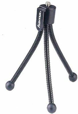 Hama Flexi - Mini-Statief - Geschikt voor compactcamera's