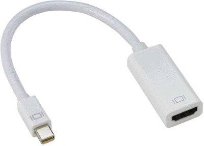 Mini DisplayPort naar HDMI Female Adapter voor MacBook, iMac
