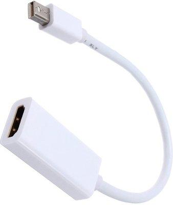 Supersnelle Thunderbolt Port naar HDMI (Female) Kabel Adapter - GOLD PLATED! - Macbook Pro. Macbook Air. iMac