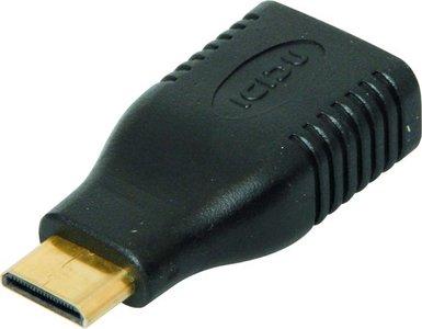 MINI HDMI NAAR HDMI VERLOOPSTEKKER