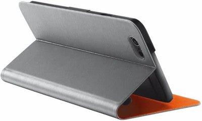Trust Urban Aeroo - Telefoonhoesje voor de iPhone 6 Plus - Grijs/Oranje