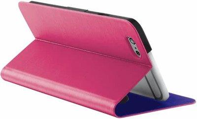 Trust Urban Aeroo - Telefoonhoesje voor de iPhone 6 Plus - Roze/Blauw