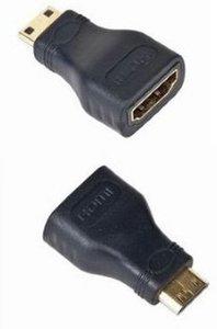CablExpert A-HDMI-FC - Adapterstekker, HDMI - mini HDMI